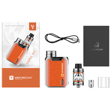 Vaporesso Swag 80W TC Starter Kit With 3.5ml NRG SE Tank - FantasyVapeShop.com