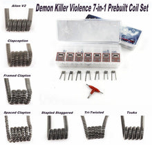 Demon Killer Violence 7-in-1 Prebuilt Coil Set