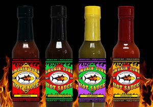 Smokin' Hot Sauce
