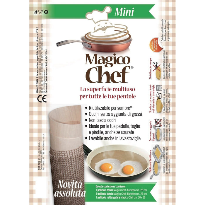 Magico Chef Mini - Superficie Multiuso per Pentole e Padelle