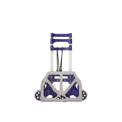 Carrello Ultracompatto con Tripla Ruota Sali Scale -  Jumbo mod. Top Cart