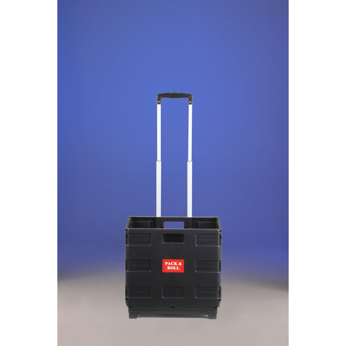 Carrello ultracompatto con Cassetta in PVC Svelt Pack and Roll