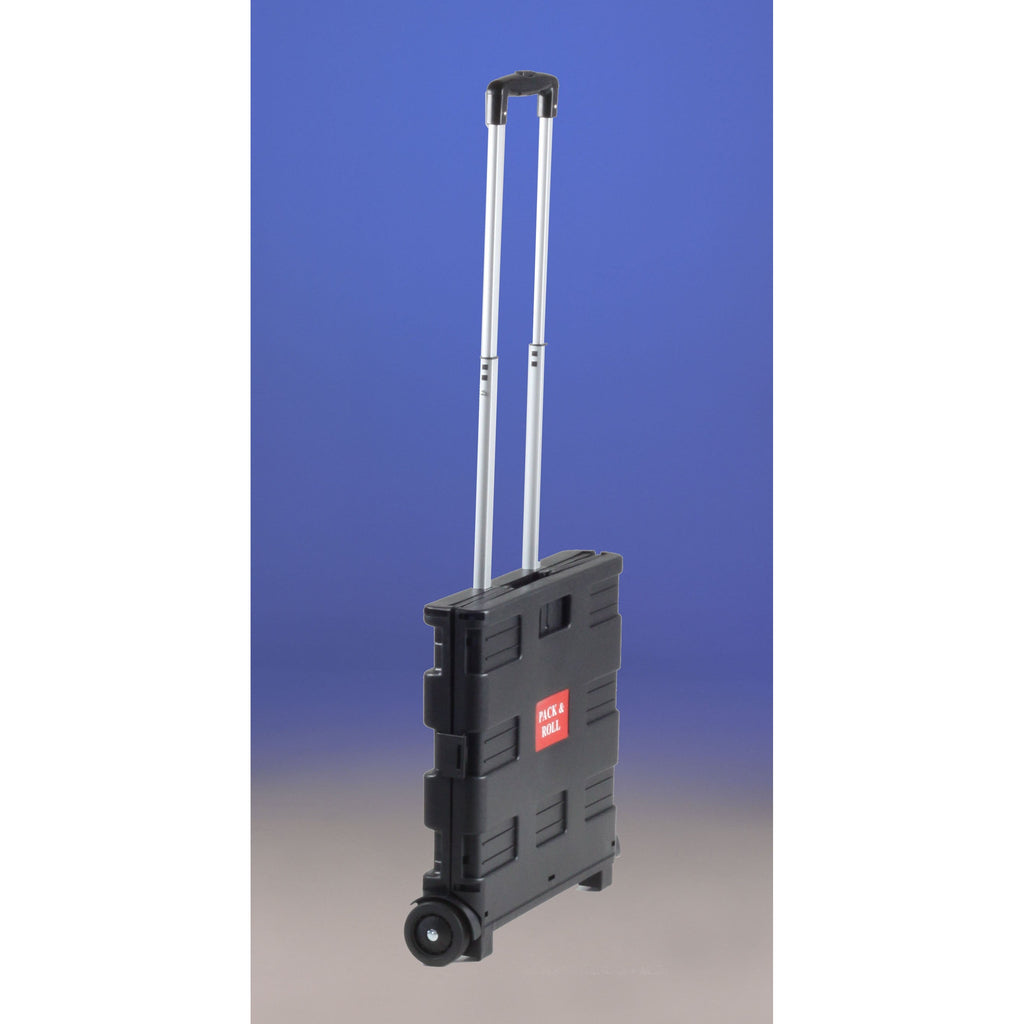 Pack and Roll - Carrello Ultracompatto in Alluminio e PVC