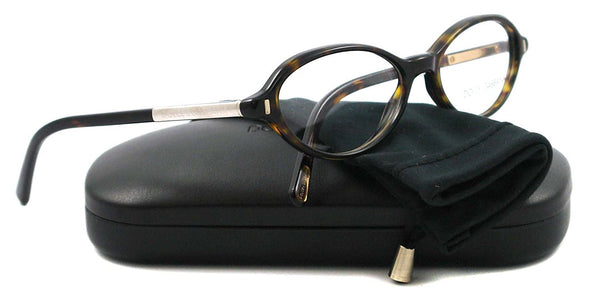 Dolce & Gabbana DG 3105 eyeglasses - 52 mm Lens/16 mm Bridge / (502) HAVANA DEMO LENS - Usa-optical.com