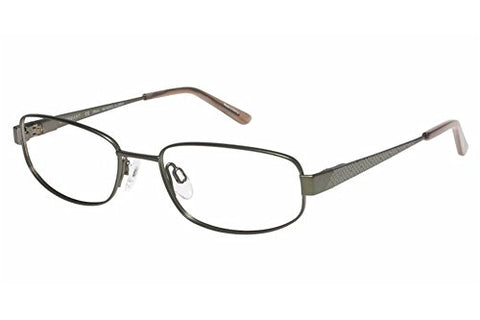 Charmant Eyeglasses TI12070 TI/12070 GN Green Full Rim Optical Frame 51mm - Mall Bloc
