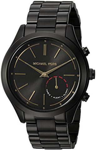 Michael Kors Access Hybrid Black Slim Runway Smartwatch MKT4003