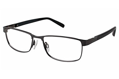 Charmant Eyeglasses TI11430 TI/11430 DG Dark Gray Full Rim Optical Frame 53mm - Mall Bloc