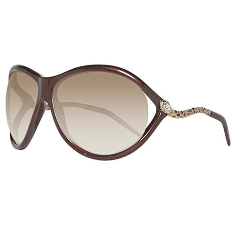 Roberto Cavalli Women's RC853S Sunglasses BROWN 67