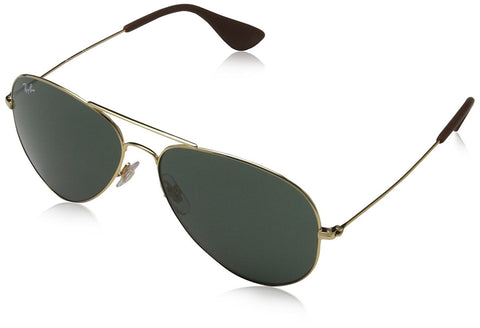 Ray-Ban RB3558 Sunglasses - Gold - Usa-optical.com