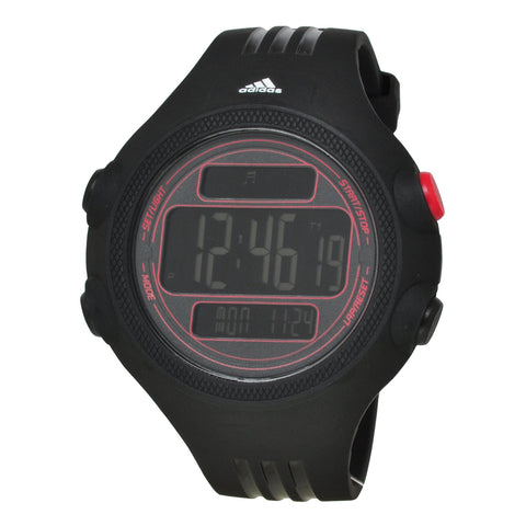 Adidas Men's Black Adidas Performance Questra XL Digital Watch ADP9023 - Mall Bloc