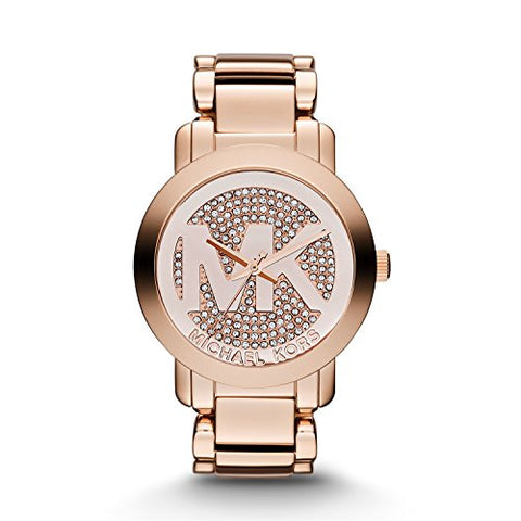 MK3463 Michael Kors Rose Gold Outlets Watch