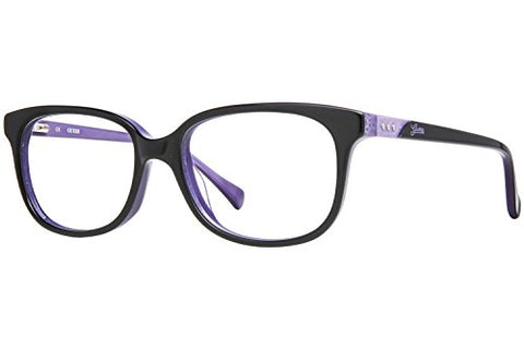 GUESS Women's Charlotte Square Eyeglasses - Mall Bloc