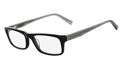 Eyeglasses NAUTICA N8118 001 BLACK - Mall Bloc