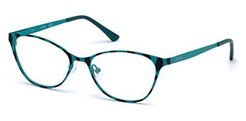 Eyeglasses Guess GU 3010 GU3010 089 turquoise/other - Mall Bloc