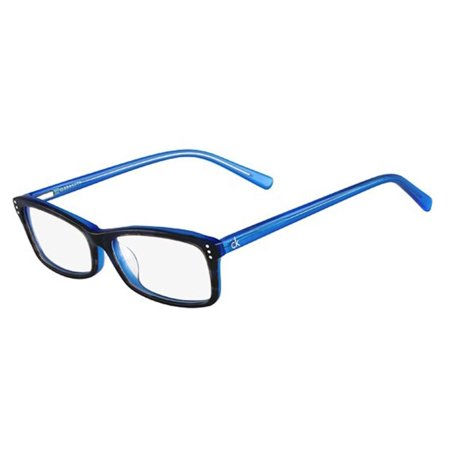 Calvin Klein CK CK5776 Eyeglasses CK5776 337 Grey Blue Demo 52 15 135 - Usa-optical.com