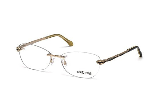 100% Authentic Roberto Cavalli Eyewear Female Optical Glasses RC0814 Color: 028 Size 58mm - Usa-optical.com