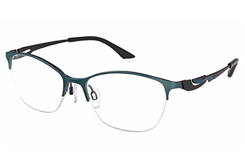 Charmant Perfect Comfort Eyeglasses TI/10606 BK1 Black1 Optical Frame 51mm - Mall Bloc