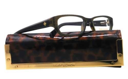 Tory Burch Eyeglasses TY 2027 OLIVE 735 TY2027 52MM - Usa-optical.com