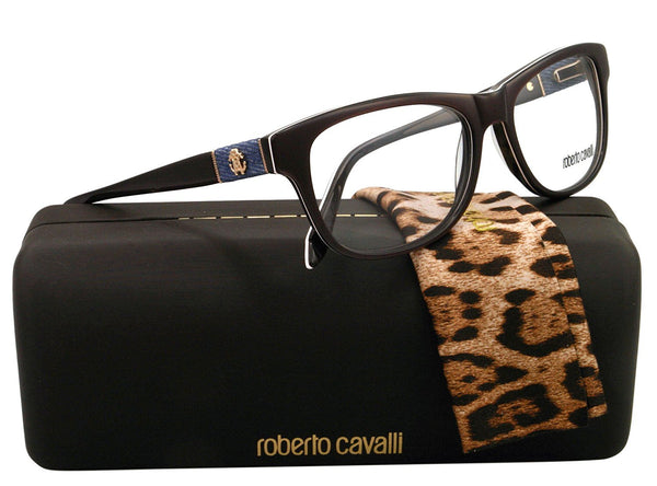 ROBERTO CAVALLI EYEGLASSES RC 688 BROWN 048 RC688 - Usa-optical.com
