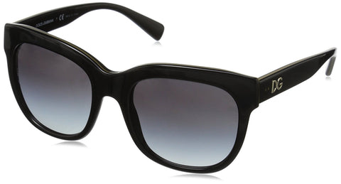 Dolce & Gabbana Womens 0DG4272 Square Sunglasses - Mall Bloc