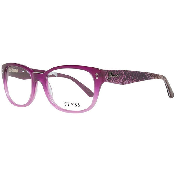 GUESS Eyeglasses GU 2333 Purple 52MM - Usa-optical.com
