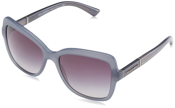 Sunglasses Dolce e Gabbana DG 4244 26768G MATTE OPAL GREY - Usa-optical.com