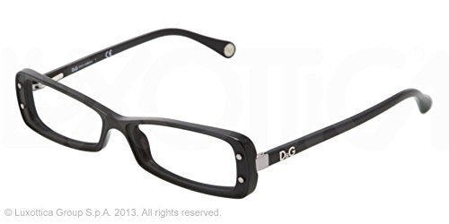 D&g Vintage Dd1227 Eyeglasses 501 Black Demo Lens 51 16 135 - Usa-optical.com