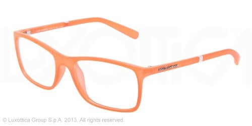 Dolce & Gabbana DG5004 Eyeglasses-2752 Orange-53mm - Usa-optical.com