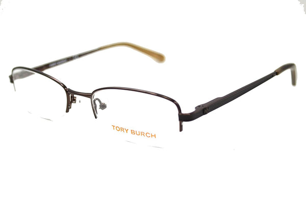 Tory Burch Ty1022 Eyeglasses 165 Cocoa Demo Lens 51 17 135 - Usa-optical.com