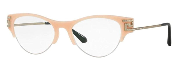Versace VE3226B Eyeglass Frames 5186-51 - 51mm Lens Diameter Matte Pink VE3226B-5186-51 - Usa-optical.com