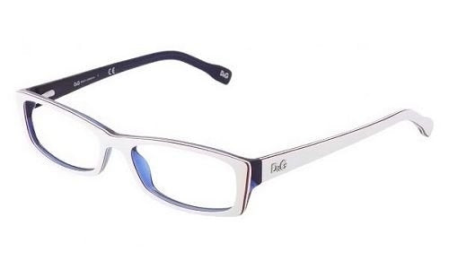 Dolce & Gabbana 1212, Geometric, acetate, men, WHITE RED TRANSPARENT DARK BLUE(1873), 50/16/135 - Mall Bloc