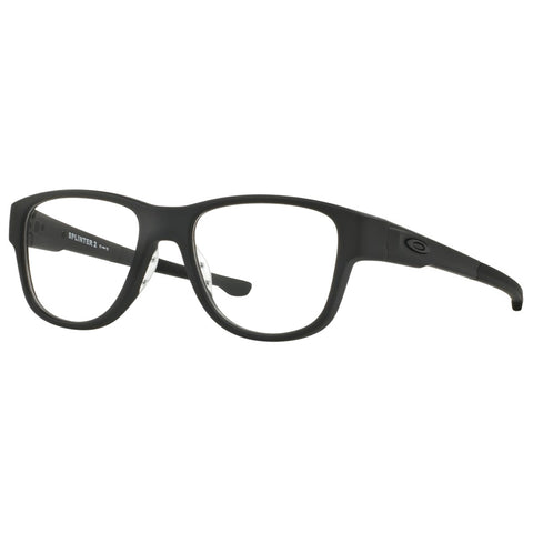 Oakley Eyewear Unisex OX8094 0153 Satin Black Glasses - Usa-optical.com