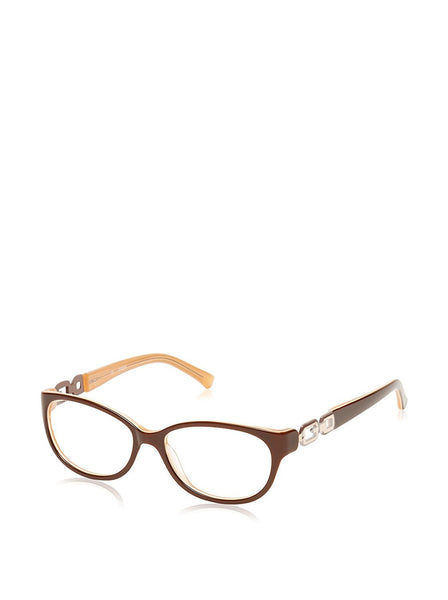 Guess - GU2407, Cat Eye, acetate, women, BROWN GOLD HONEY(D96 B), 53/15/0 - Usa-optical.com