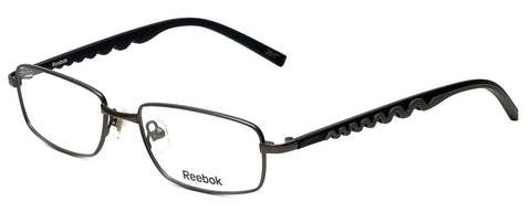 Reebok Designer Eyeglasses R1002 in Matte-Gunmetal 51mm DEMO LENS - Usa-optical.com