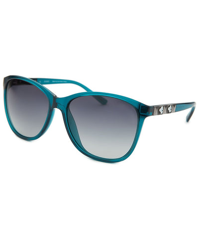 GUESS Sunglasses GU 7283 Crystal Blue 61MM - Usa-optical.com