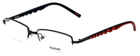Reebok Designer Eyeglasses R1001 in Black 52mm DEMO LENS - Usa-optical.com