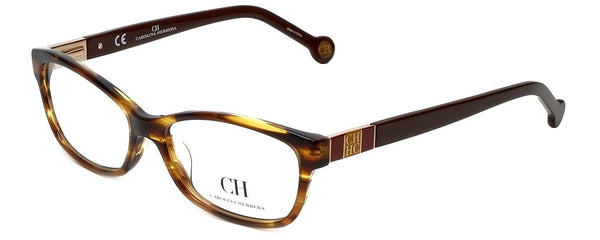 Carolina Herrera Designer Reading Glasses VHE615-0794 in Havana 53mm - Usa-optical.com