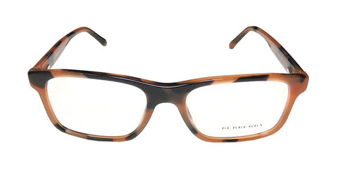 Eyeglasses Burberry BE 2198 3518 SPOTTED AMBER - Mall Bloc