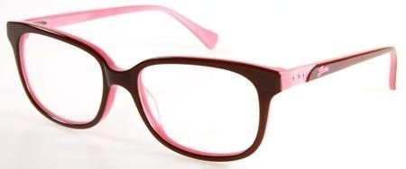 GUESS Eyeglasses GU 2293 Brown Pink 52MM - Mall Bloc