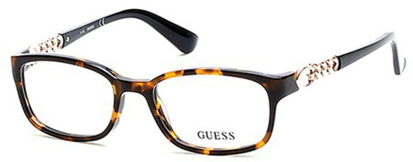 Eyeglasses Guess GU 2558-F GU2558-F 052 - Usa-optical.com