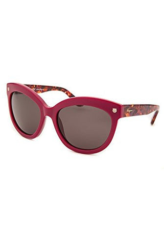 Salvatore Ferragamo SF675S-512-55 Sunglasses, Raspberry - Usa-optical.com
