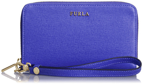 Furla Babylon L Zip Aroun Ocean - Mall Bloc