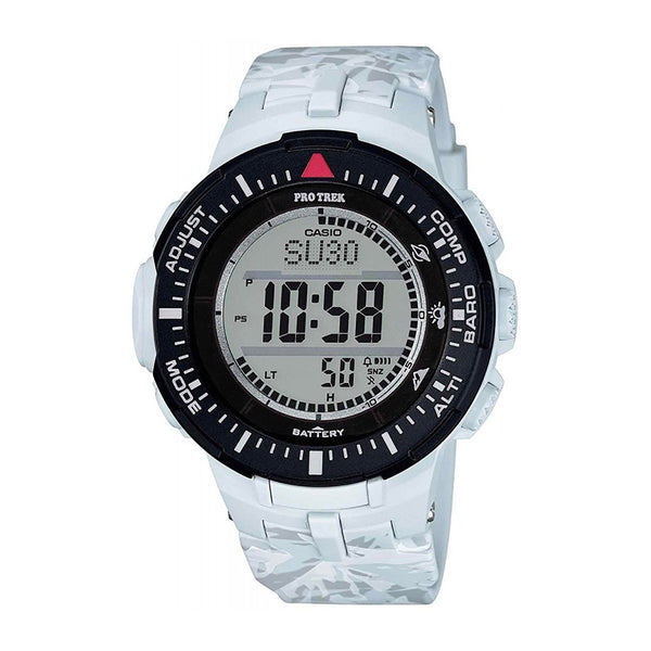 CASIO Men's Watches PROTREK World six stations Solar radio PRG-300CM-7DR - Mall Bloc
