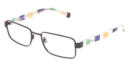 Dolce & Gabbana Eyeglasses D&G 1238P 1238/P 1237 Matte Black Optical Frame 54mm - Usa-optical.com