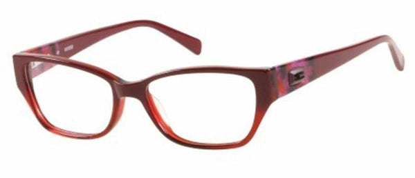 Guess eyeglasses GU2408 RD Acetate Red - Mall Bloc