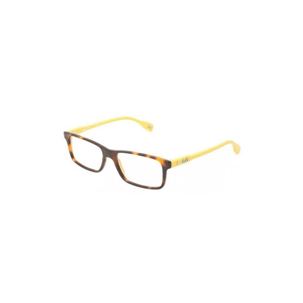 D&G DD1244 Eyeglasses-2606 Havana/Yellow-51mm - Usa-optical.com
