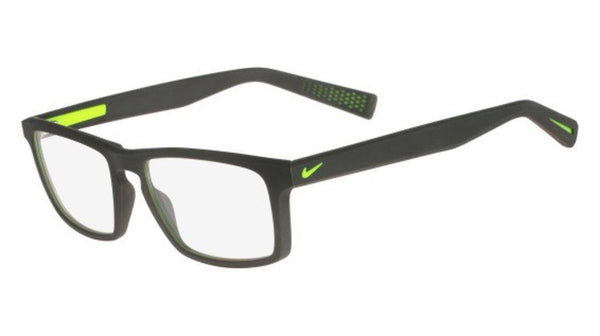 Eyeglasses NIKE 4258 236 CARGO KHAKI/VOLT - Usa-optical.com