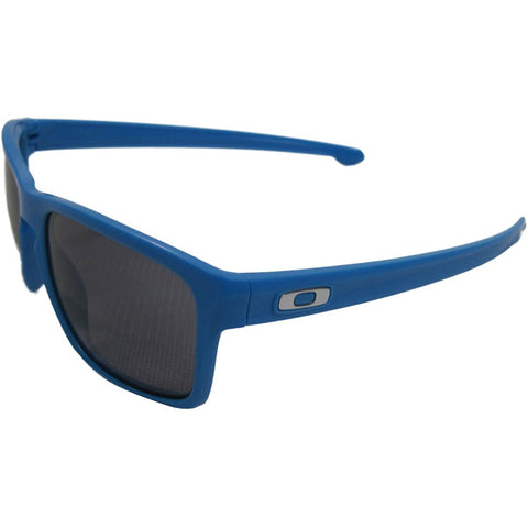 Oakley Men's Sliver Machinist Sunglasses, MttSkyBlue/Grey, OS - Usa-optical.com