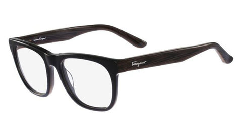 Eyeglasses FERRAGAMO SF2737 001 BLACK - Mall Bloc