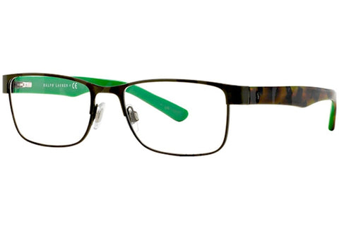 Polo PH 1157 Eyeglasses 9005 Green - Mall Bloc